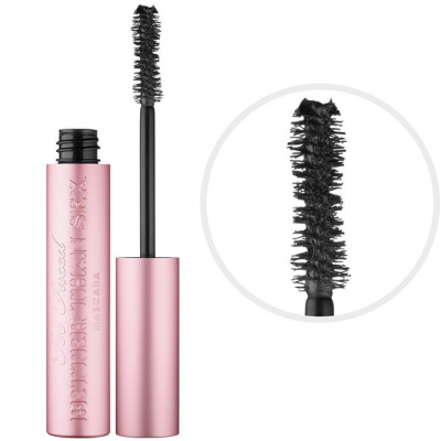 mascara, too faced, make-up, single