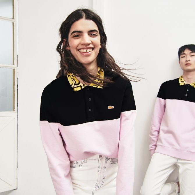 Lacoste Opening Ceremony limited edition collabs
