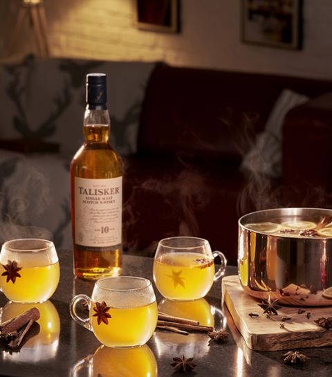 Recept: 5 winterse whiskycocktails om thuis te proberen