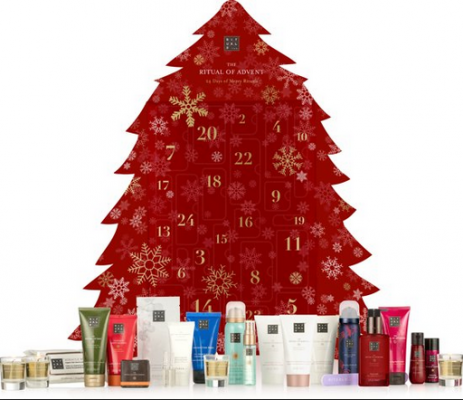beauty adventskalender rituals