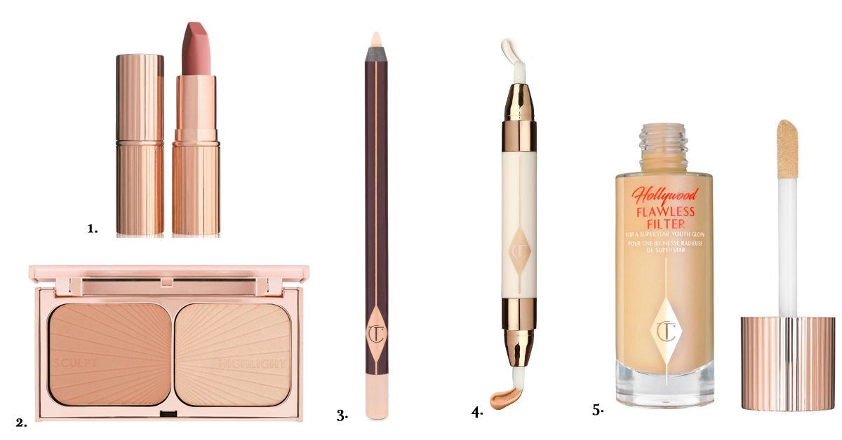 charlotte tilbury luxe make-up