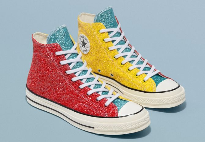 JW Anderson Converse limited edtition collabs
