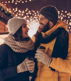 Dit zijn de do's en don'ts van daten tijdens de feestdagen