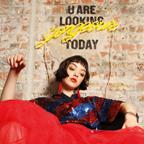 Fashion shoot: glitter & schitter