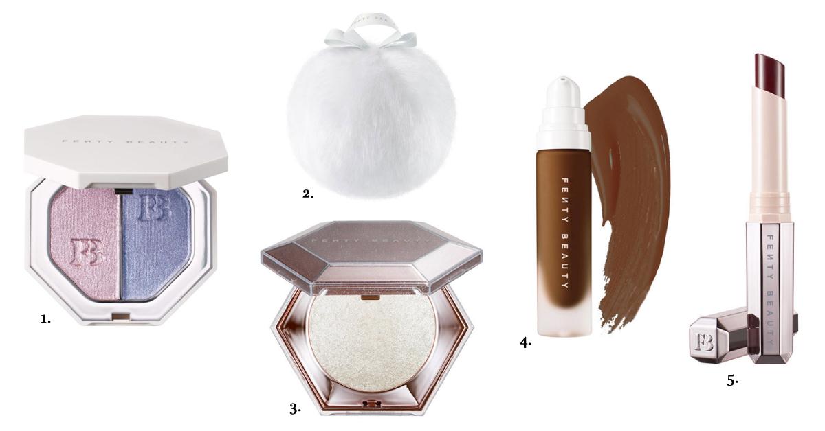 fenty beauty make-up luxe