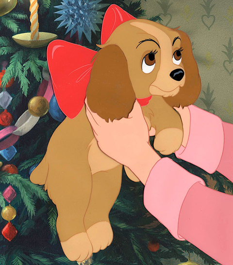 De do's en don'ts van een hond onder de kerstboom