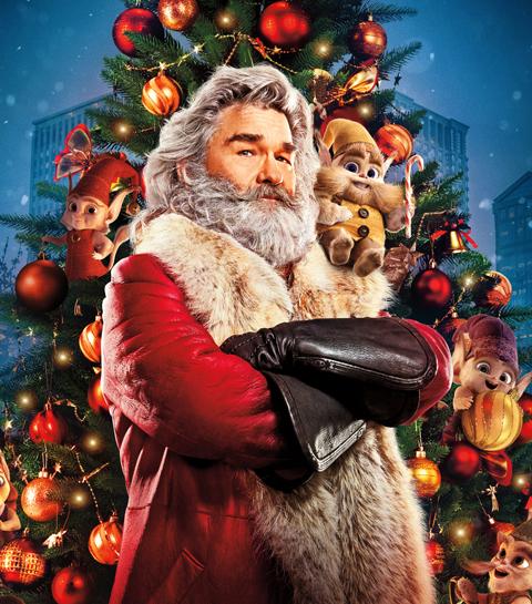 Netflix komt met record aantal nieuwe kerstfilms- en series