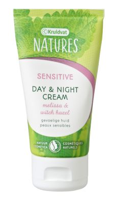 Kruidvat Natures Sensitive Day & Night Cream_