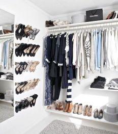 5 tips voor een Pinterest-waardige open closet