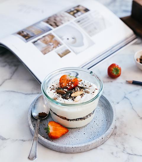 8 tips om je goede voedingvoornemens nu echt vol te houden