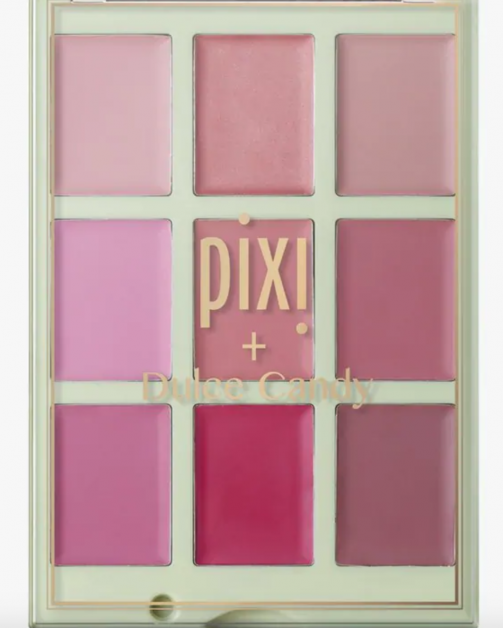 pixi palette lippen