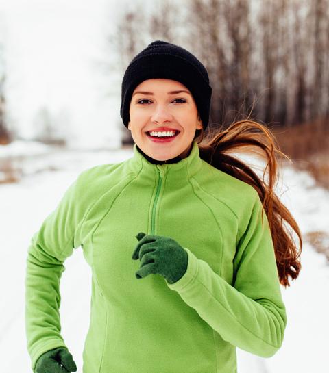Daarom is buiten sporten een must tijdens de winter