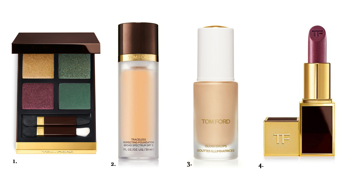 tom ford make-up luxe