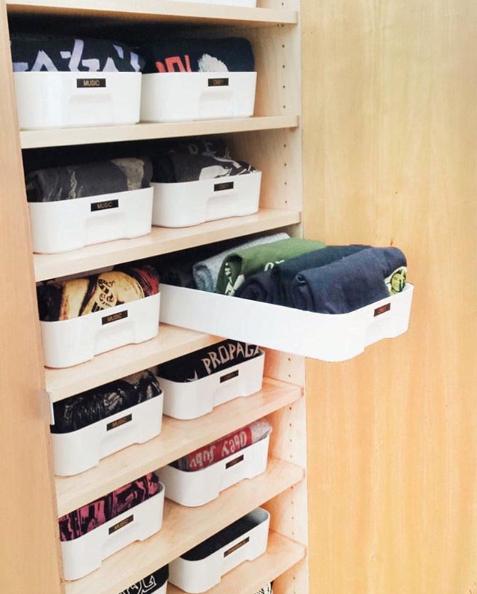 Home organizing: 10 instagram accounts die je hele leven helpen opruimen - 21