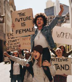 5 feministische Netflix documentaires die je gezien moet hebben
