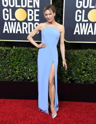 Renée Zellweger Golden Globes 2020