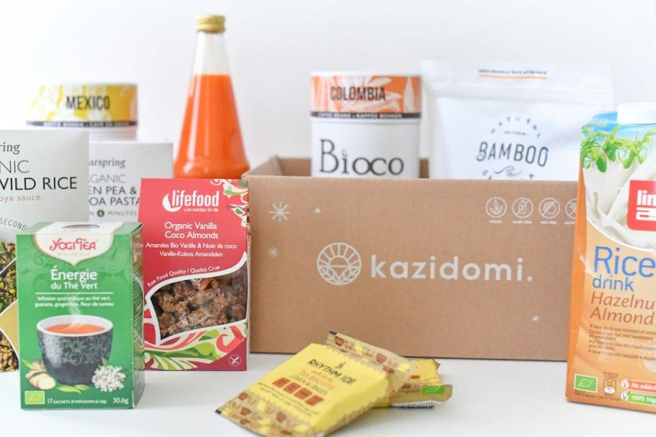 Kazidomi: in deze webshop vind je betaalbare healthy food - 1