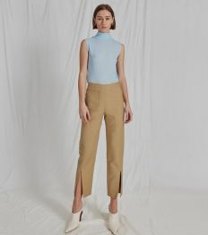 Microtrend: shop hier de split hem pants