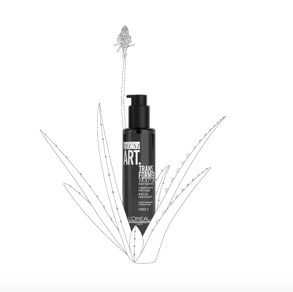 tecni art transformer lotion l'oréal professionnel
