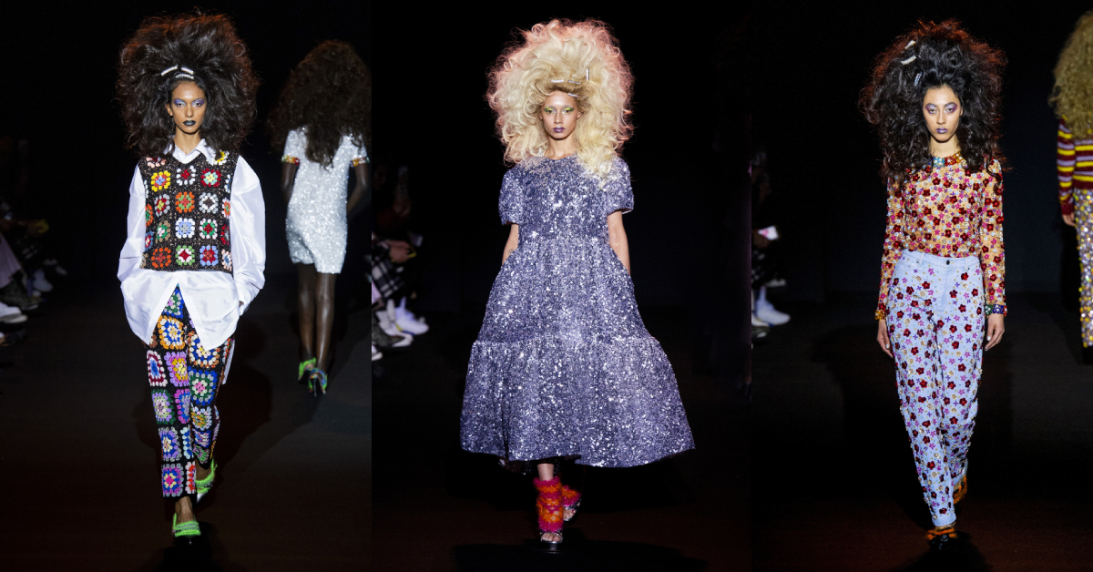 ashish londen fashion week