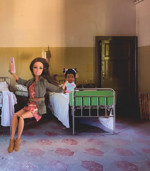 barbie hospital