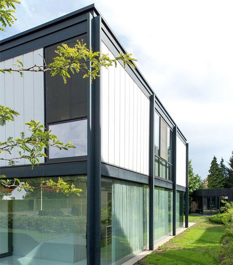 ELLE@home: Het glazen huis