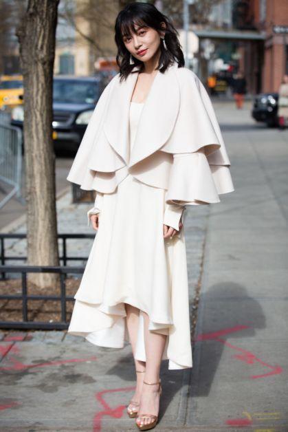 new york, fashion week, streetstyle