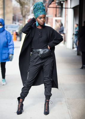 new york, fashion week, streetstyle