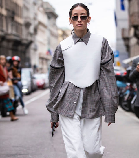 Milaan Fashion Week: de beste streetstyle looks