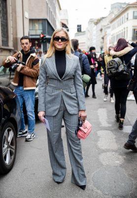 milaan fashion week streetstyle