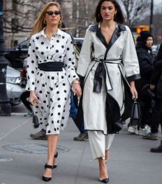 New York Fashion Week: 100 streetstyle looks