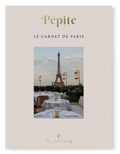 Pepite, stadsgids, Parijs