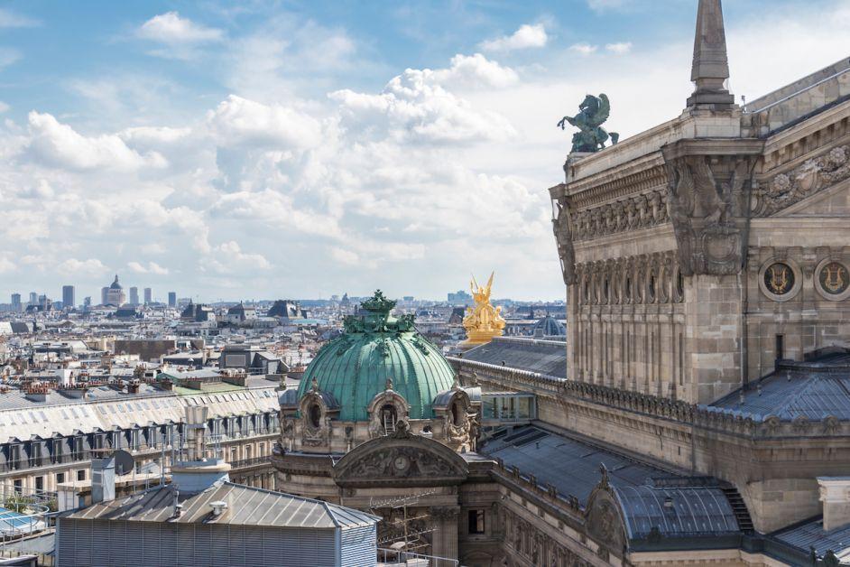 Opera Garnier, Lafayette, Parijs