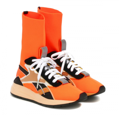 shopping fashion sneakers