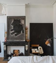 ELLE@home: Artistiek nest