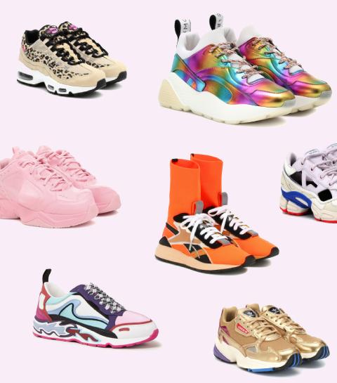 Shopping: dit zijn de hotste sneakers van het moment