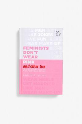 boek, girlpower, shopping
