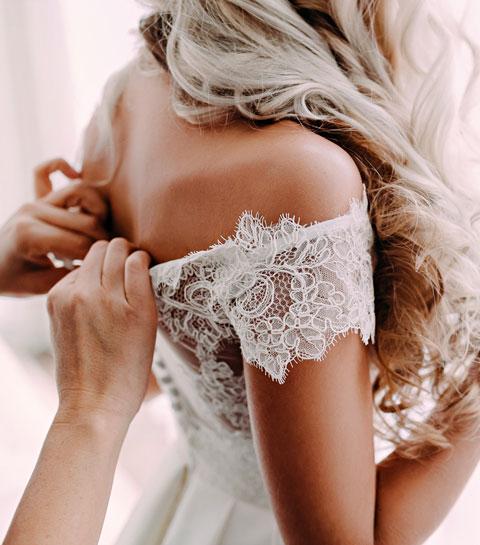 Shopping: de mooiste trouwjurken onder €500