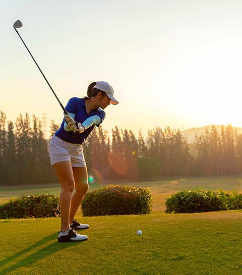 Schrijf je nu in voor de ELLE Golf Cup op 13 mei bij Golfclub 7 Fontaines