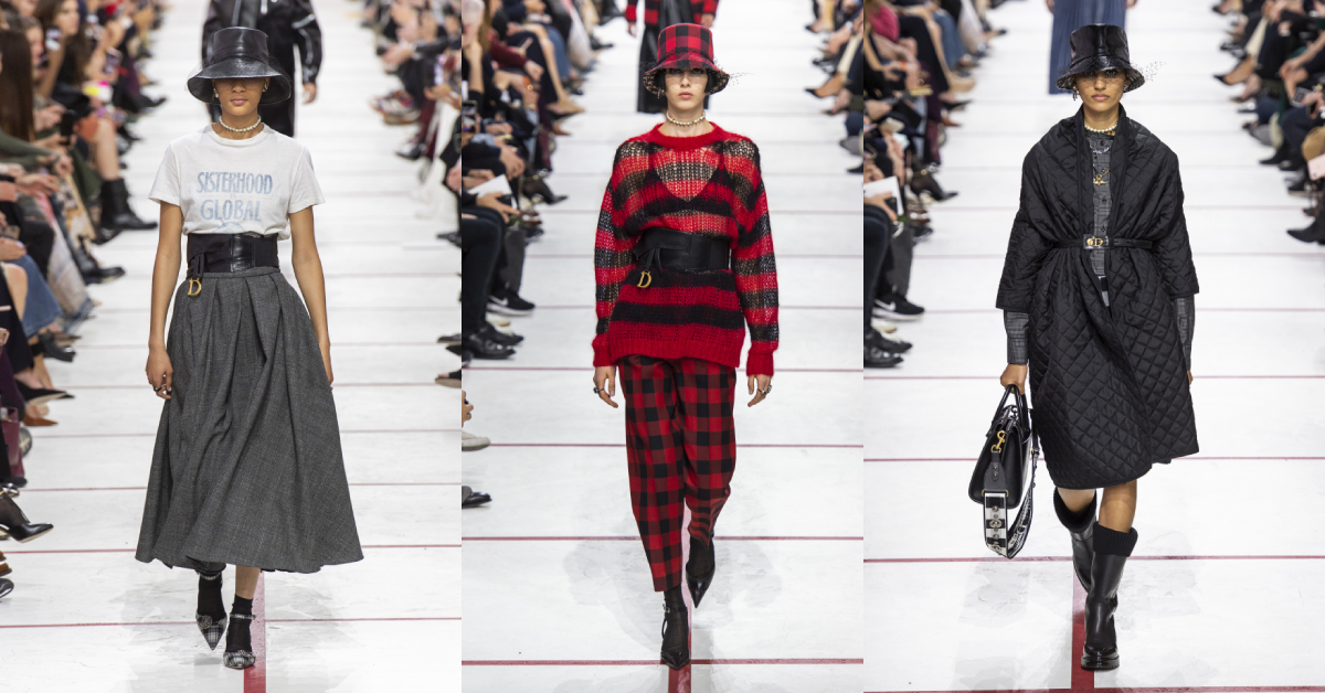dior parijs fashion week