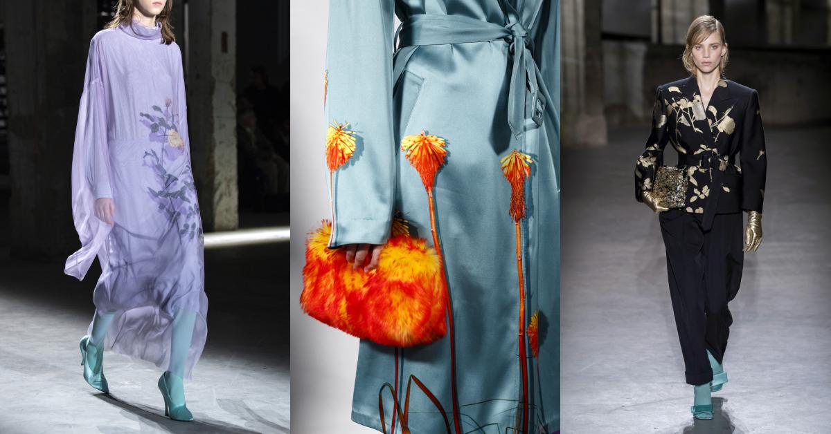 dries van noten parijs fashion week