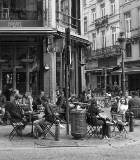 Dit zijn de gezelligste cafés van Brussel