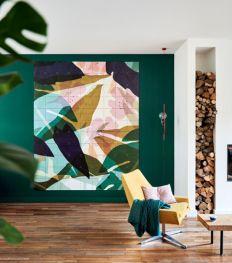 Must have: de florale wanddecoratie van IXXI