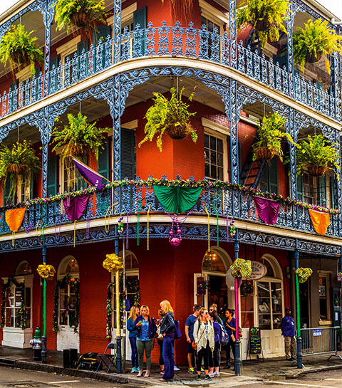 City guide: the heart of soul New Orleans