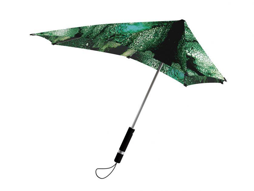 regen, haar, accessoire, paraplu