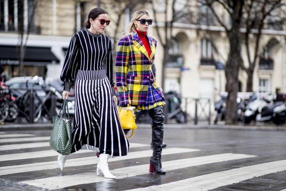 parijs fashion week streetstyle