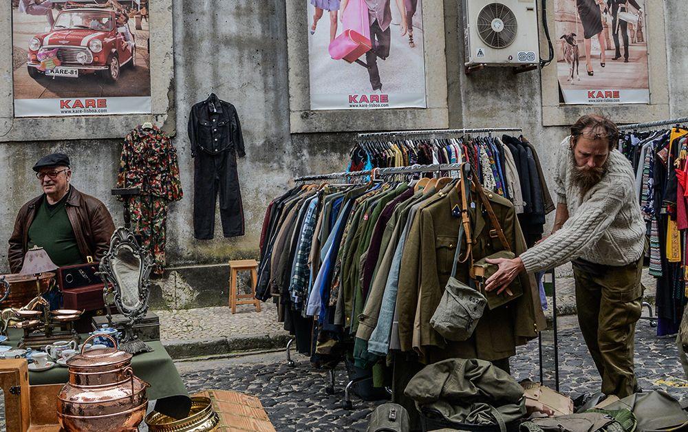 rommelmarkt, vintage, fashion