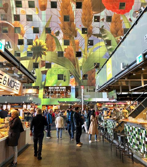 24u in Rotterdam: topadresjes van locals