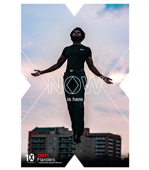 Agenda: TEDxFlanders viert z'n 10-jarig bestaan met het Now-evenement
