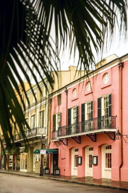 New Orleans citytrip architectuur vakantie reizen erfgoed Amerika jazz